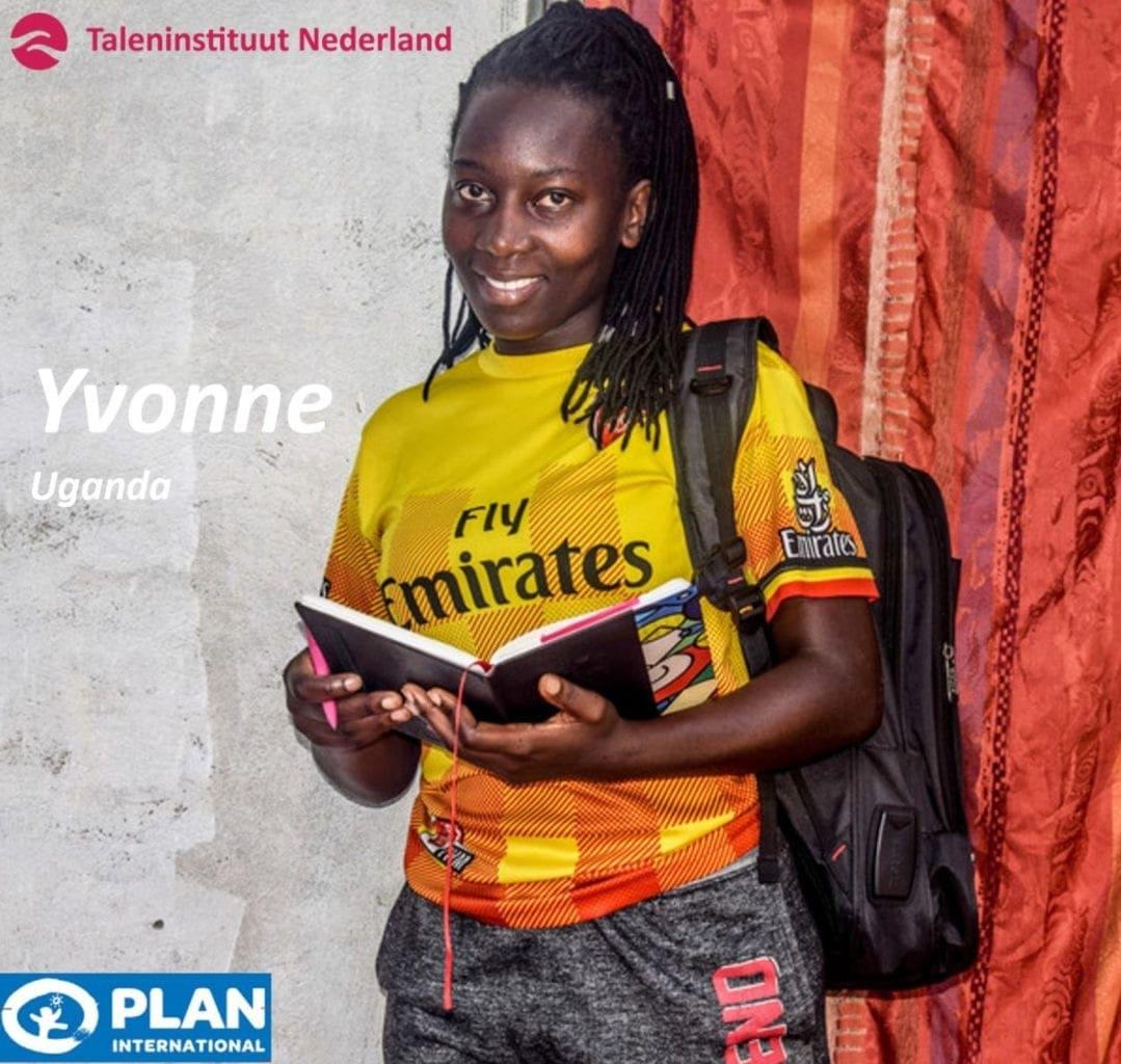 Yvonne Uganda BLOG Taleninstituut Nederland