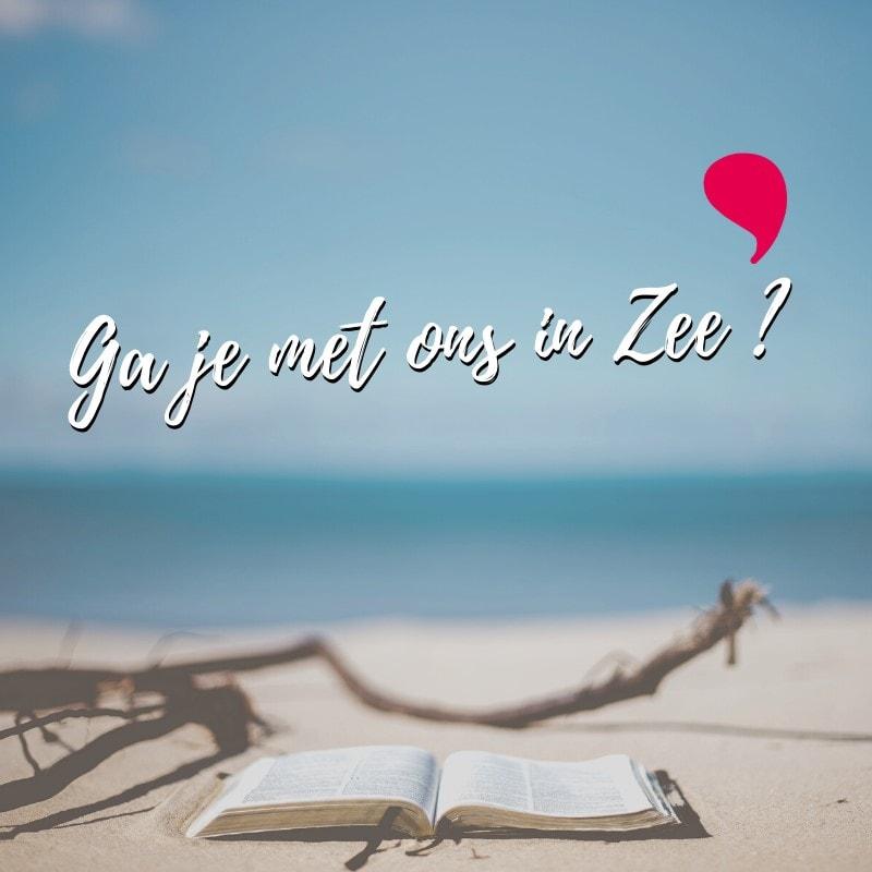 Ga met ons in zee - Taleninstituut Nederland