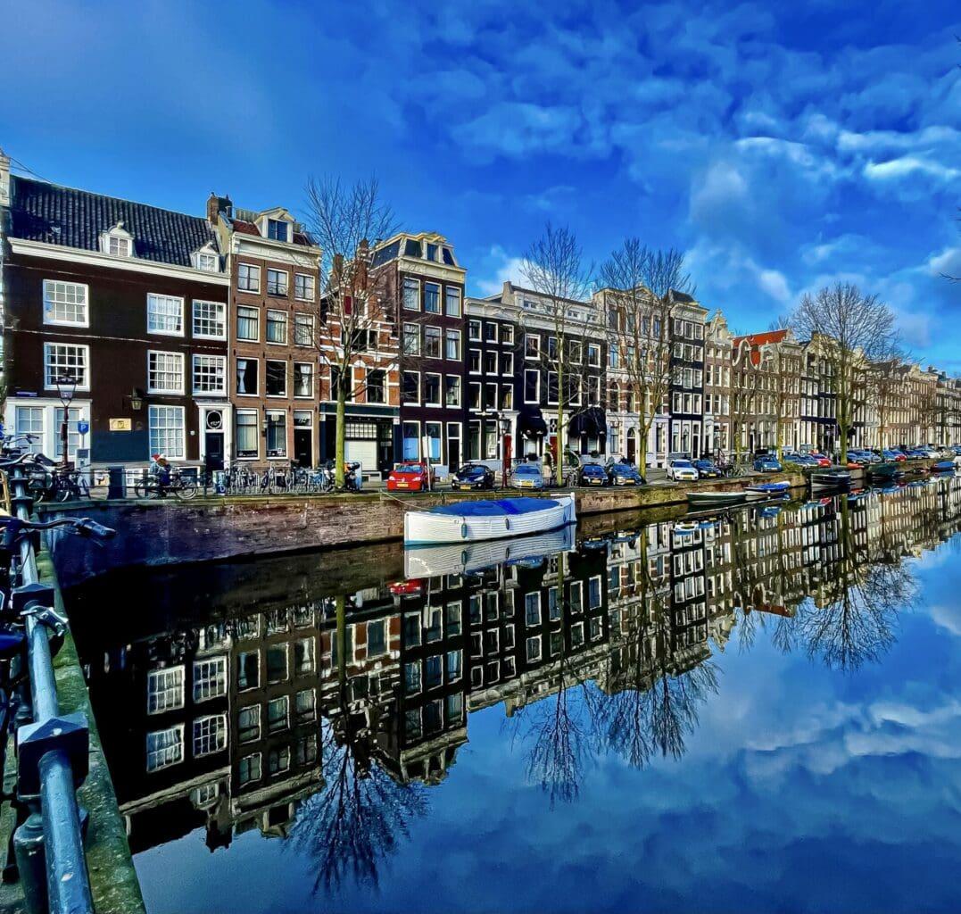 Taleninstituut Nederland locatie Keizersgracht Amsterdam